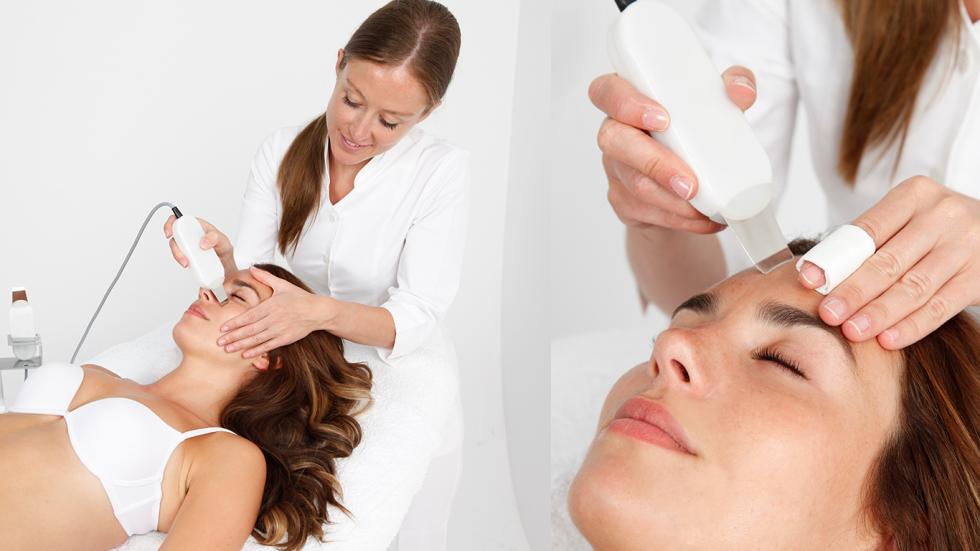 Técnicas combinadas para uma renovação facial Skinpeel