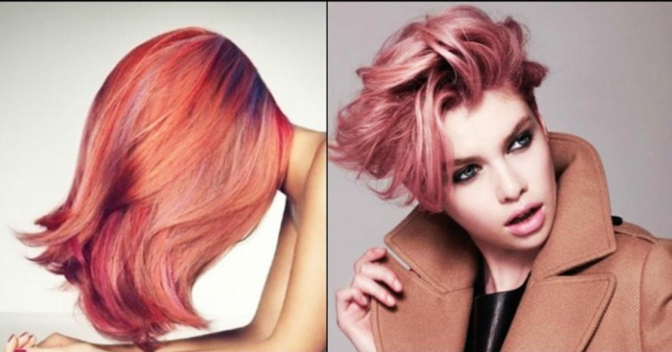 Pink Copper é a cor tendência de Primavera
