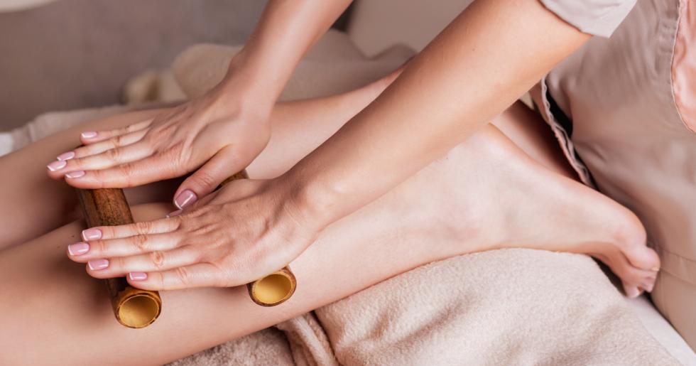 Curso de Massagem Bambuterapia