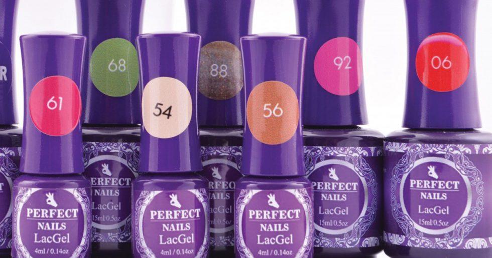 LacGel Perfectnails