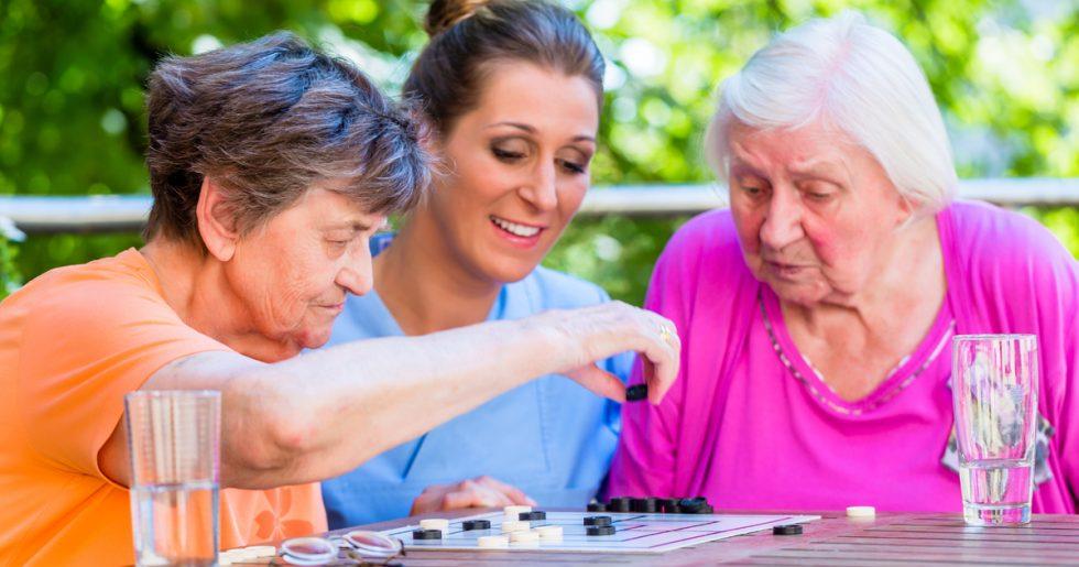 Lazer para idosos