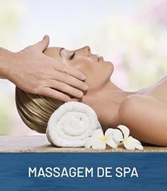 Curso de Massagem de SPA